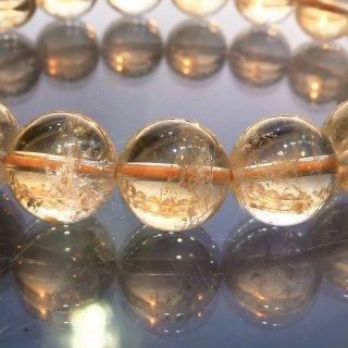 天然石 シトリン 10mm ブレスレット cit10004