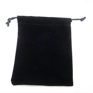 スエード調巾着 ブラック bag_0_0_bk