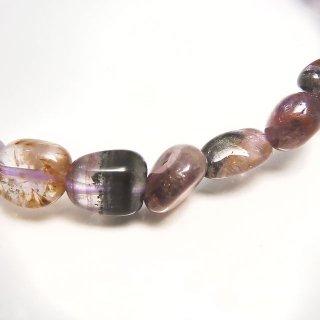 天然石 オーラライト23 6-9.5mm ブレスレット aur2306001t