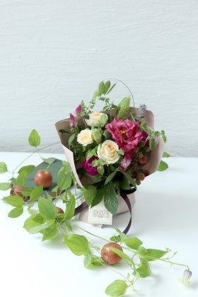 【敬老の日】立つ花束S