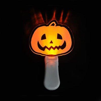 フラットペンライト(かぼちゃ)
