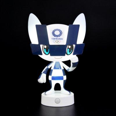 立体マスコットセンサーライト(東京2020オリンピックマスコット)