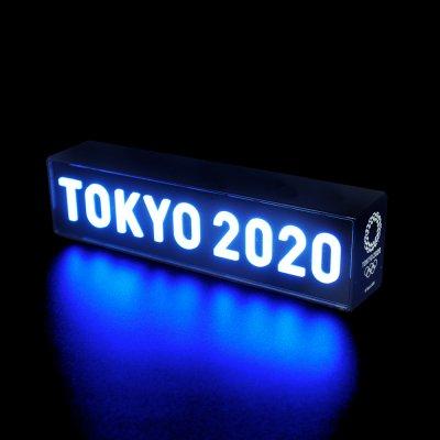 ルームライト(東京2020オリンピックエンブレム)