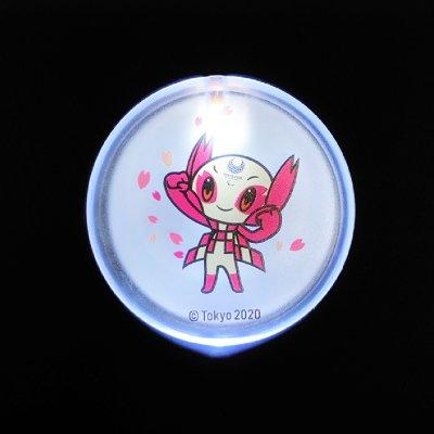 LEDバッジ(東京2020パラリンピックマスコット)