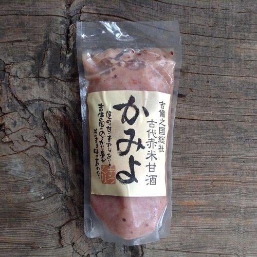 秋山麹店 / 古代赤米甘酒 かみよ 300g