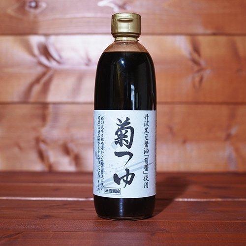 ヤマロク醤油 / 菊つゆ 500ml