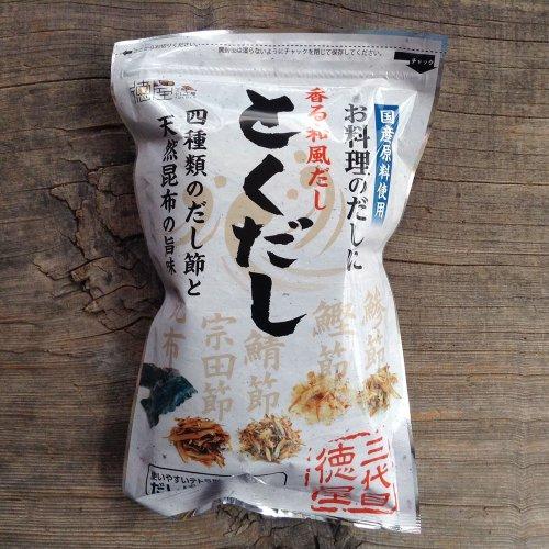 徳屋商事 / 香る和風だし とくだし 70g(7g×10袋)