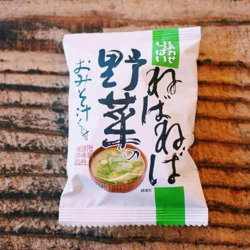 コスモス食品 / ねばねば野菜のおみそ汁 10.9g(1食分)