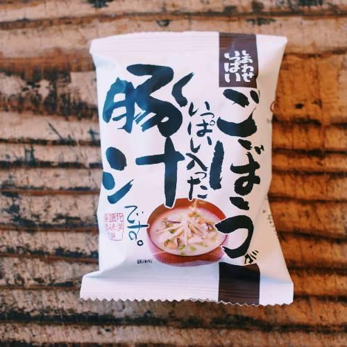 コスモス食品 / ごぼうがいっぱい入った豚汁 14g(1食分)