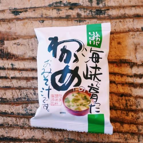 コスモス食品 / 海峡で育ったわかめのおみそ汁 8.4g(1食分)