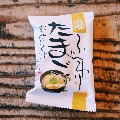 コスモス食品 / ふんわりたまごのおみそ汁 9.6g(1食分)