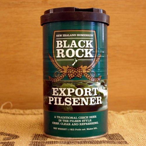 BLACK ROCK / エクスポート ピルスナー 1700g