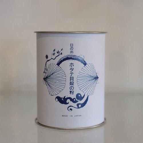日の出プロダクツ / ホタテ貝殻の粉 150g