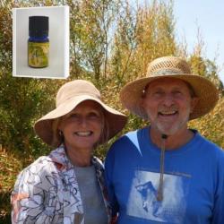2019年6月産  マオリ族の伝承 マヌカの仲間 最適の生育環境から生まれる優しい甘みを持った無農薬レモンティーツリー精油 5ml (メール便可)