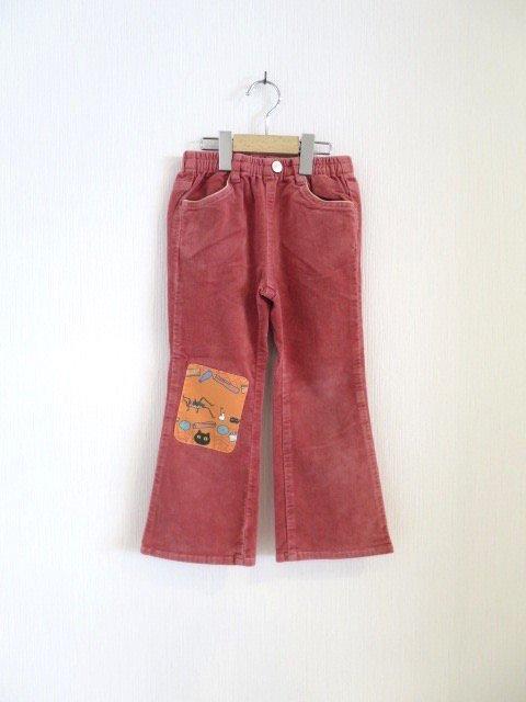 トトロ手縫いのパンツ (1点もの)