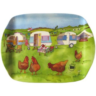 <br>Emma Ball 【EBMMD63】<br>Medium Tray トレイ<br>Glamping