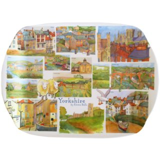 <br>Emma Ball 【EBMMD53】<br>Medium Tray トレイ<br>Yorkshire