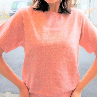 さいこうのTシャツ(ピンク杢)