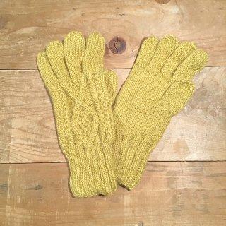 きいろの手袋 (o)