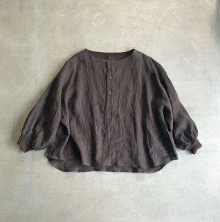 【即納】リネンプルオーバー/F(160)