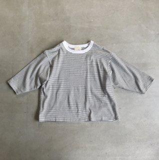 【即納】ストライプTee/F(160)