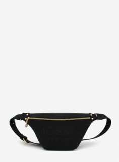 <img class='new_mark_img1' src='//img.shop-pro.jp/img/new/icons61.gif' style='border:none;display:inline;margin:0px;padding:0px;width:auto;' />mossel NEWYORK PABLO CROSS BODY BAG ブラック
