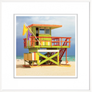 <img class='new_mark_img1' src='//img.shop-pro.jp/img/new/icons61.gif' style='border:none;display:inline;margin:0px;padding:0px;width:auto;' />TROW BRIDGE Miami Beach Lifeguard Towers