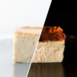 チーズケーキ2種セット(クリーム/カマンベール)