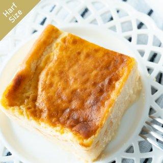 [ハーフサイズ] クリームチーズケーキ