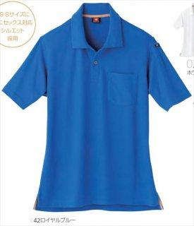 507半袖ポロシャツ