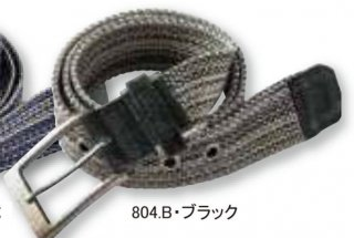 0912カジュアルストライプベルト