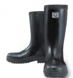 WW-711安全ゴム長靴(踏み抜き防止板入り)