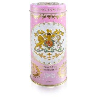 ジョージア ストロベリービスケット缶