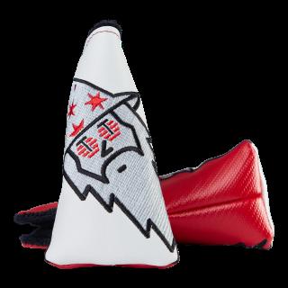 HC LTD. Carbon Wizard red white