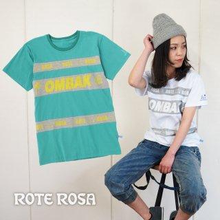 ROTE ROSA(ローテローザ) OMBAK ボーダーTシャツ