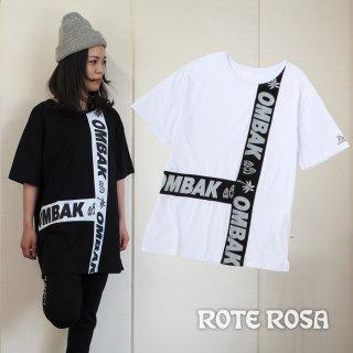 ROTE ROSA(ローテローザ) OMBAKビッグTシャツ