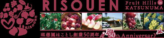 桃と葡萄の専門店 山梨県産の桃とシャインマスカット通信販売 理想園