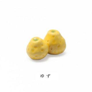 美濃焼陶器箸置き「ぽんかん」果物シリーズ