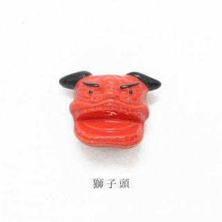美濃焼陶器 箸置き「獅子舞」その他シリーズ