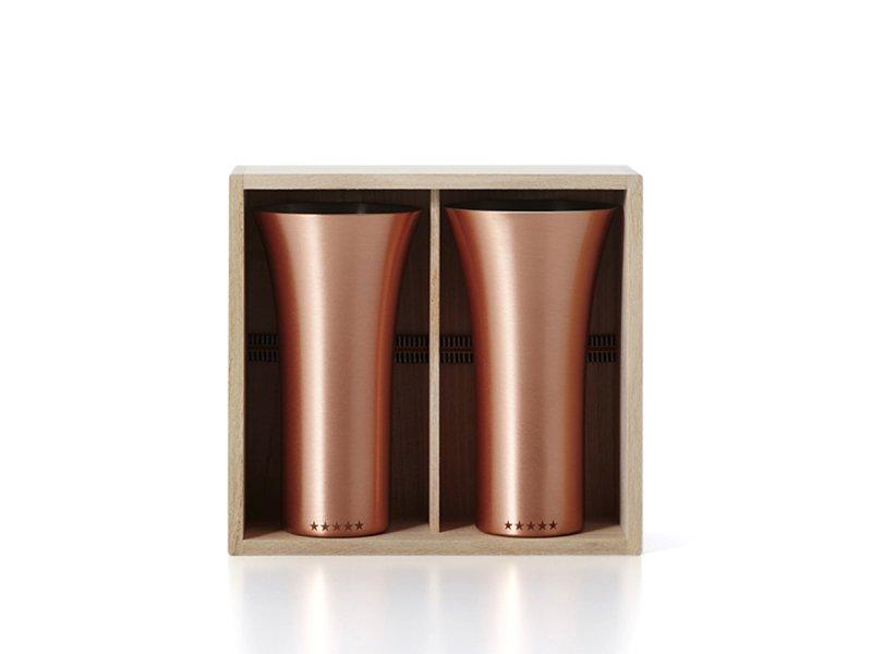 純銅製タンブラー