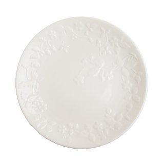 ウェッジウッド (WEDGWOOD) ワイルドストロベリー ホワイト プレート 21cm