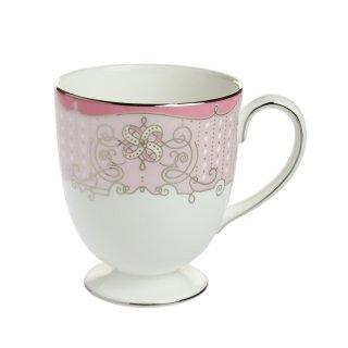 ウェッジウッド (WEDGWOOD) プシュケローズ マグカップ リー