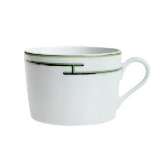 エルメス (HERMES) リズム ティーカップ グリーン 4316P