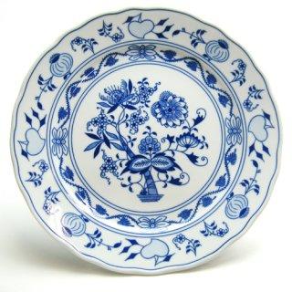 カールスバード ブルーオニオン (Carlsbad Blue Onion) プレート 26cm