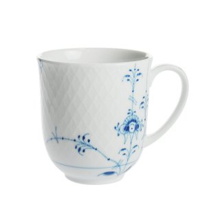 ロイヤルコペンハーゲン ブルーパルメッテ マグカップ 280ml 2-500-497