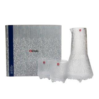 イッタラ (iittala) ウルティマ ツーレ カラフェ&オールドファッション 3ピースセット クリア