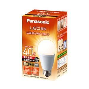 パナソニック LDA4LGEW LED電球 一般電球形 485lm相当(電球色相当) Panasonic