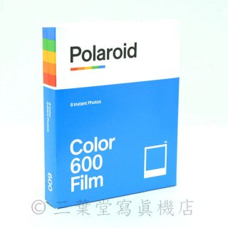 Polaroid ORIGINALS 600用カラーフィルム / 600 COLOR film