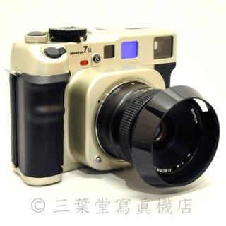 MAMIYA7II シャンパンゴールド + N 80mm f4 L