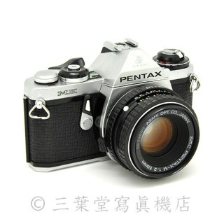PENTAX ME + smc PENTAX-M 50mm F2